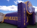 Onsted Wildcats Custom Inflatable Entryway