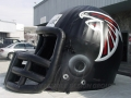 10'H Mini Helmet Entryway