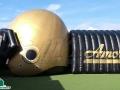 Amory HS Custom Inflatable Football Helmet