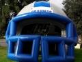 Inflatable Brahmas Helmet
