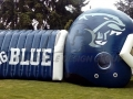 Inflatable HS Helmet and Tunnel
