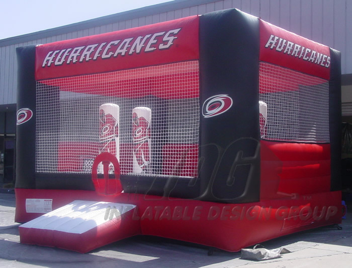 Hurricanes Hockey bounce