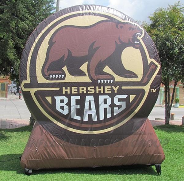 Bears Logo Billboard