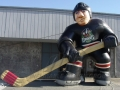 Inflatable Hockey Player