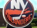 NY Islanders Logo Billboard