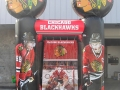 Chicago Blackhawks Flat top