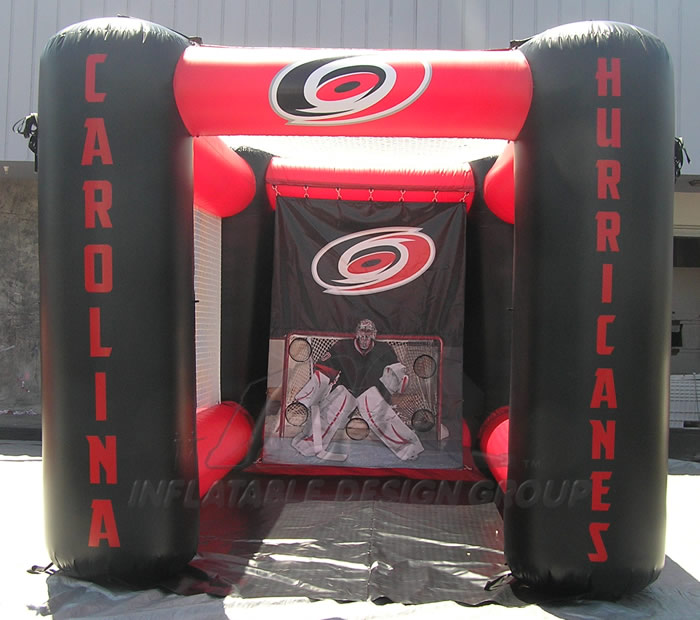 Hurricanes inflatable Flat top