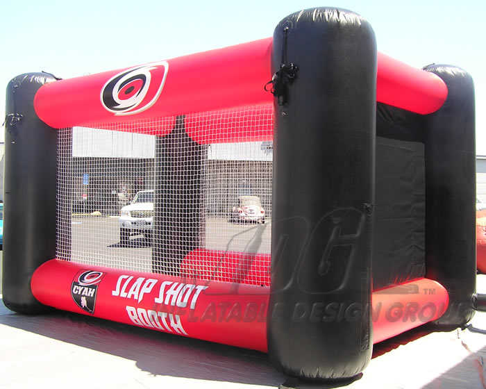 Hurricanes inflatable flat top side