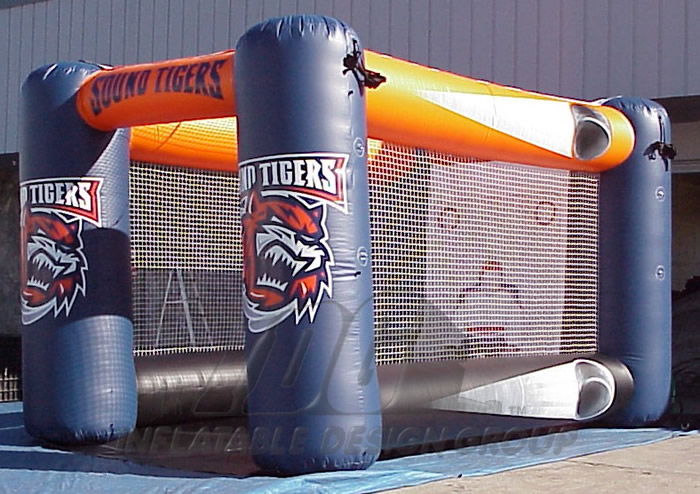 Sound Tigers Flat top inflatable