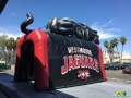 Westmoore HS Custom Inflatable Jaguar