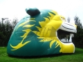 Inflatable Giant Lion Head
