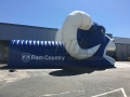 Inflatable Ram Tunnel