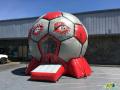 Des Moines Menace Inflatable Bouncer