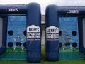 Lowes Soccer Kick Flat top