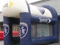 KC Sporting Angle Soccer Kick Inflatable