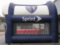 KC Sporting Soccer Kick Inflatable