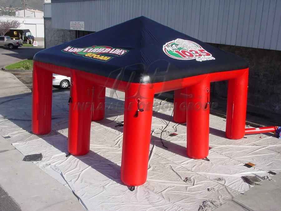 Inflatable 103.5 Tent