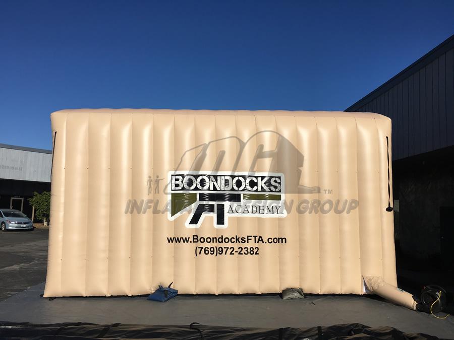 Inflatable Boondocks Training Tent