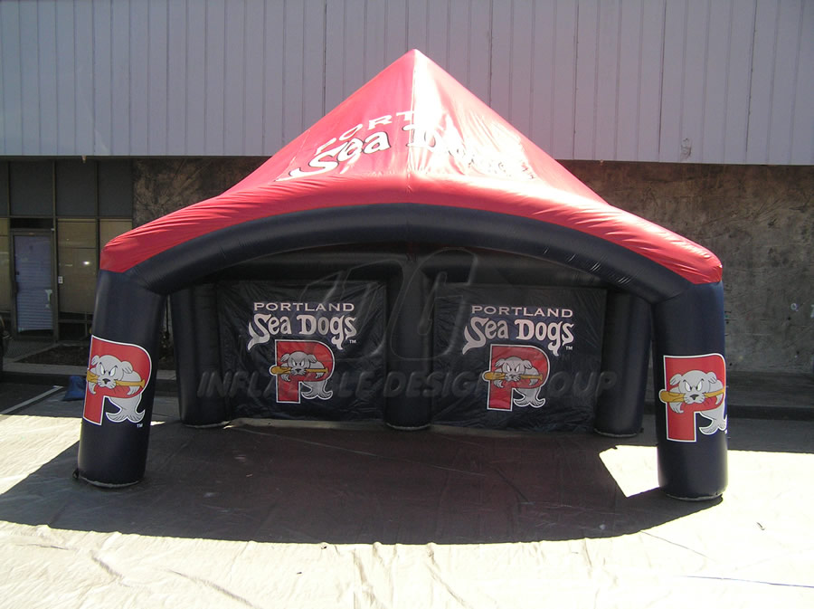 Inflatable Sea Dogs Tent