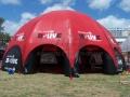 Inflatable Bacardi Tent