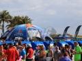 Inflatable Bud Pavilion