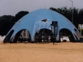 Inflatable Panthers Dome