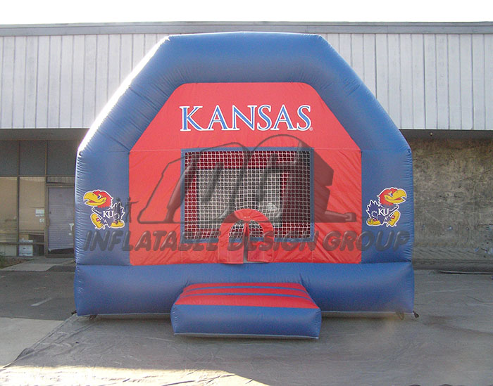 University of Kansas Bounce House