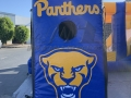 Pitt Panthers Custom Inflatable QB Toss