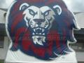 LOYOLA Inflatable Mascot Logo