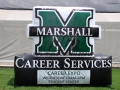 Marshall University Logo Block
