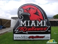 Miami Redhawks Logo block