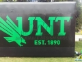 UNT Inflatable Logo