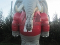alabama custom inflatable elephant mascot