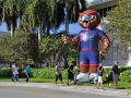 fau custom inflatable eagle mascot