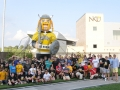 northern kentucky custom inflatable norse mascot
