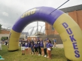 James Madison Custom Inflatable Arch