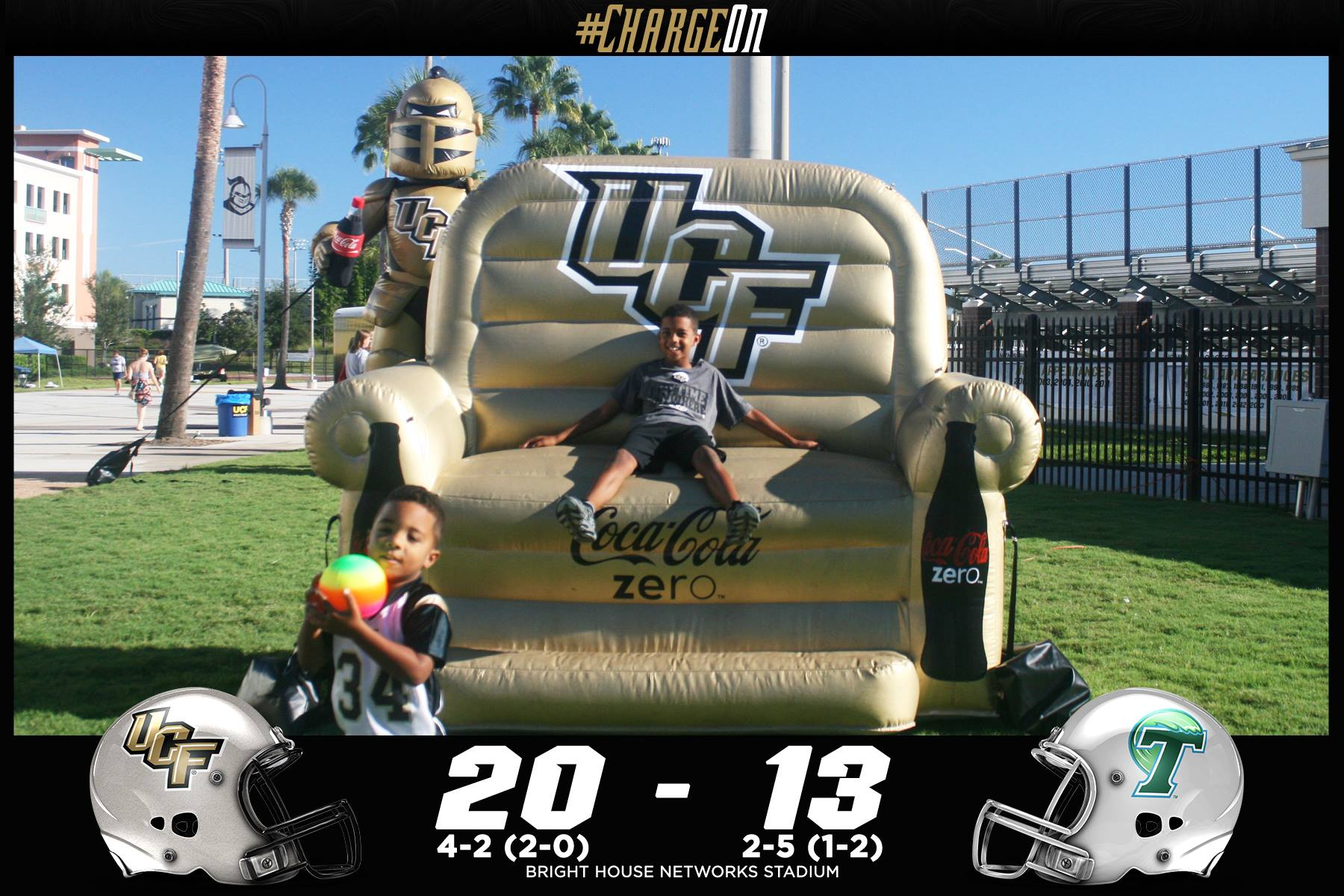 UCF Couch