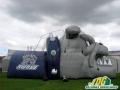 Bulldog Tunnel Entranceway Inflatable