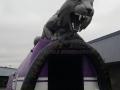 Inflatable Northwestern Wildcat Tunnel