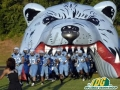 Livingstone College Blue Bears Inflatable