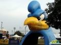 Inflatable University of Delaware Entranceway