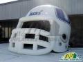 Utah State Aggies Helmet