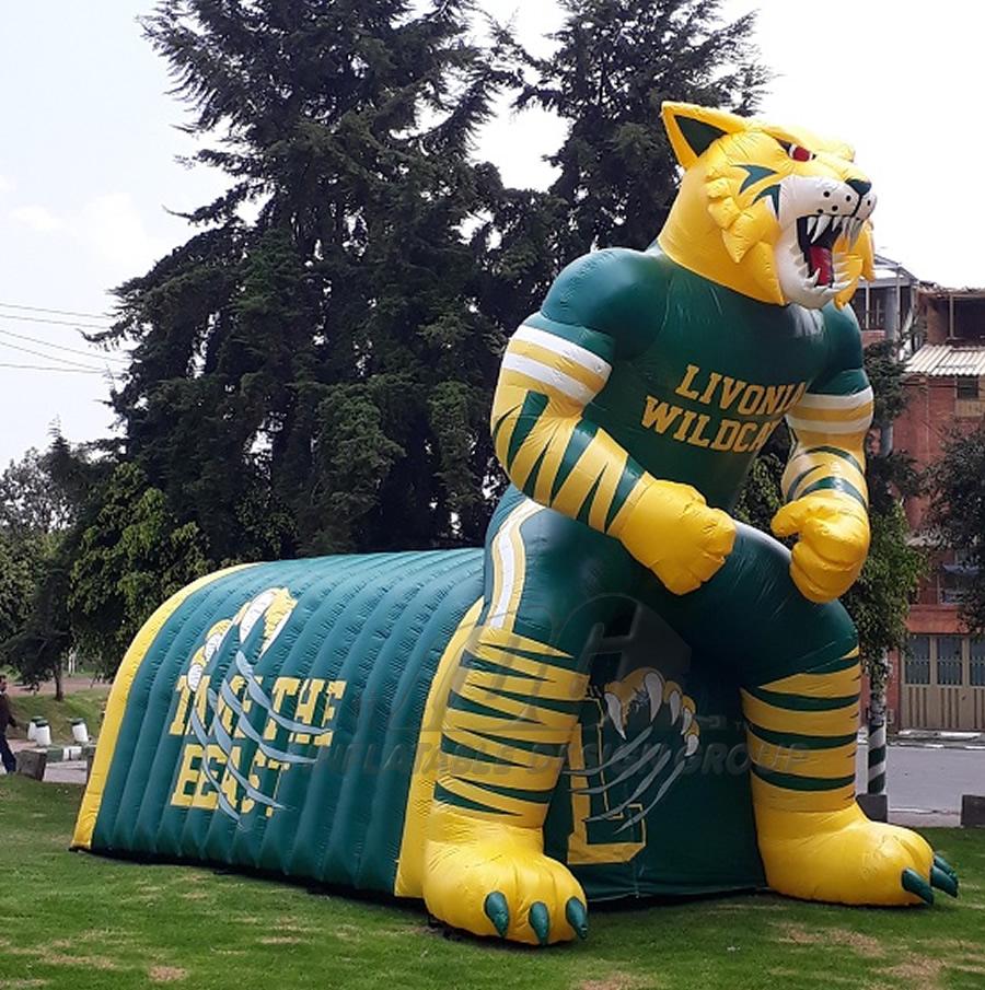 Inflatable Wildcat Index