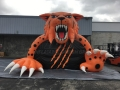 Inflatable Wildcat Mascot