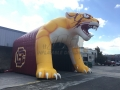 Inflatable Wildcat Tunnel