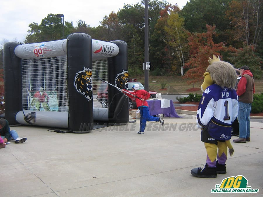 hockey inflatables