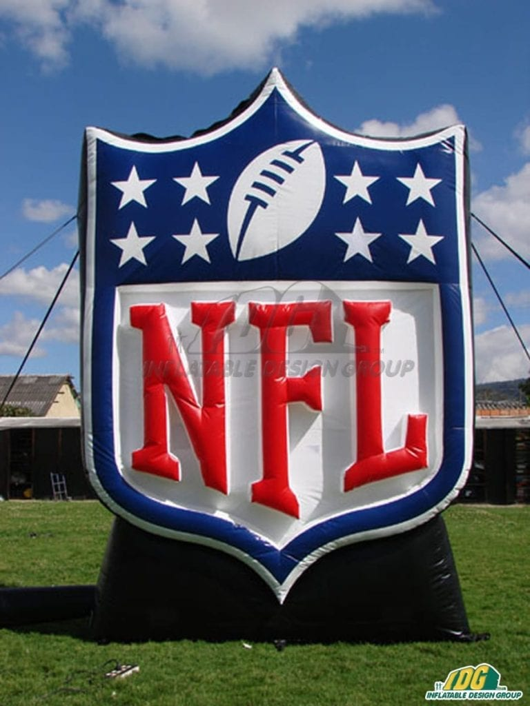 custom football logos