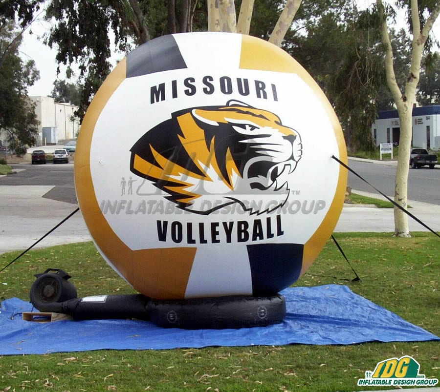 volleyball inflatables