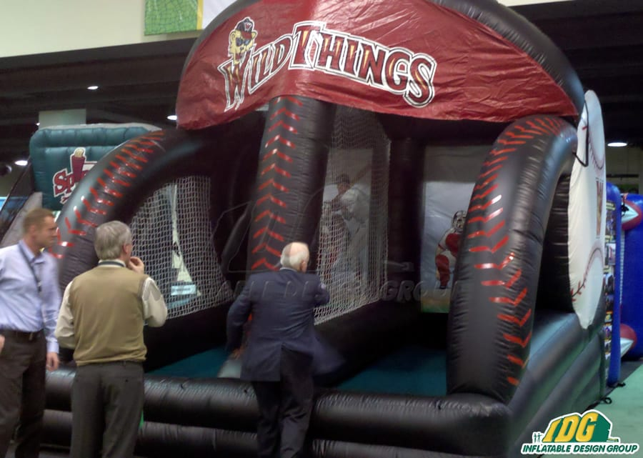 inflatable strike out
