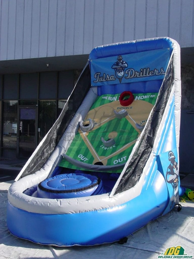 home run inflatable